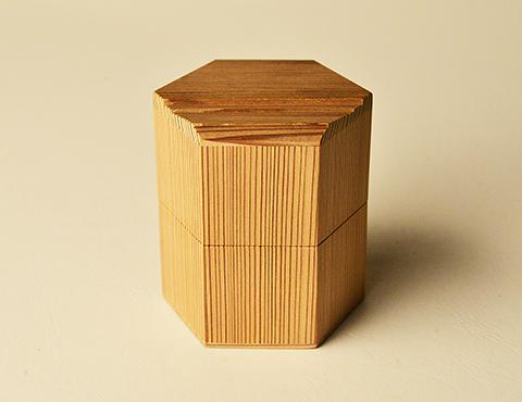 毛越寺古材茶器