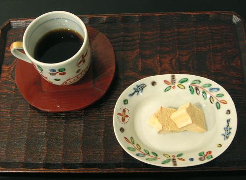 三夕 … コーヒー