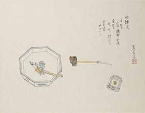 【陶藝家の父 富本憲吉展】 Exhibition of Tomimoto Kenkichi