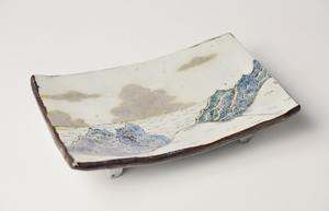 【色絵染付 柴山勝展】 Exhibition of Shibayama Masaru