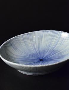 【染付 岩永浩展】 Exhibition of Hiroshi Iwanaga
