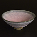桃花瓷ぐい呑