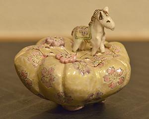 【時をつなぐもの 干支「午」】Exhibition of Things that Connects Year and Year Zodiac Sign : A Horse