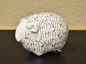 【時をつなぐもの 干支「未」】 Things that Connects Year and Year Zodiac Sign : A Sheep
