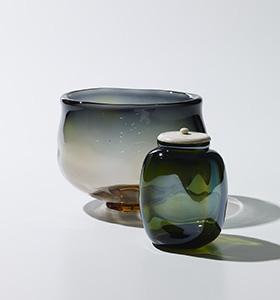 硝子 益田芳徳展 Exhibition of MASUDA Yoshinori