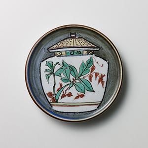 京橋・魯卿あん 【富本憲吉展】Exhibition of TOMIMOTO Kenkichi