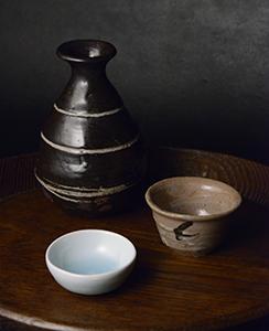 京橋・魯卿あん【酒器特集展】Exhibition of Tokuri & Guinomi