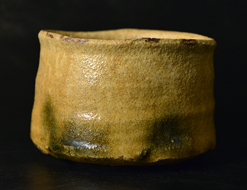 黄瀬戸茶碗