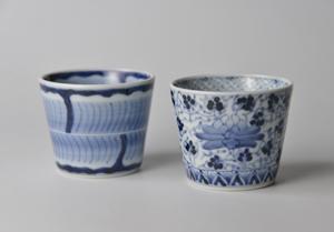 【染付 岩永浩展】Exhibition of Iwanaga Hiroshi