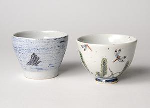 【色絵染付 柴山勝展】Exhibition of Masaru Shibayama