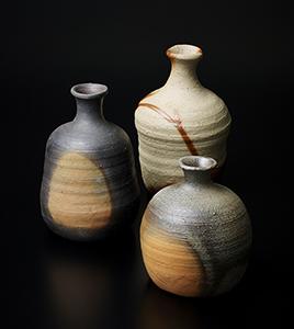 【双頭ノ酒器展】Exhibition of Tokuri, Bizen & Guinomi, Karatsu