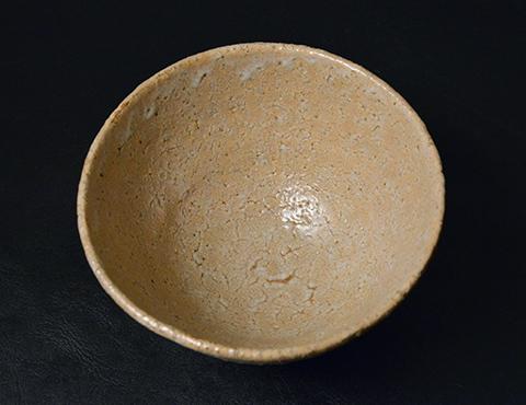 萩茶碗「老松」