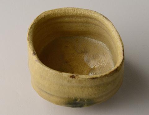 黄瀬戸茶盌