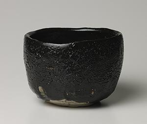瀬戸黒茶碗