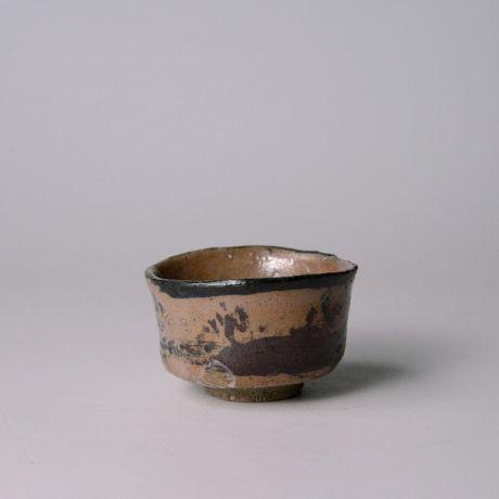 「No.144 絵唐津ぐい呑  / Sake cup, E-karatsu」の写真 その1