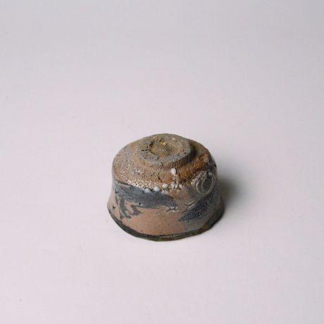 「No.144 絵唐津ぐい呑  / Sake cup, E-karatsu」の写真 その3