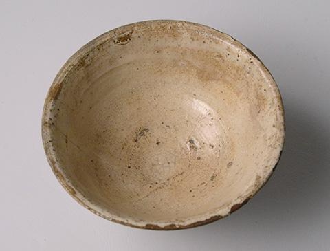 鶏龍山茶碗