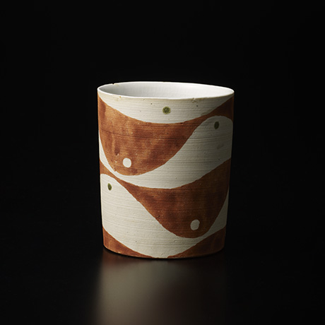 「No.16 加守田章二 湯呑 / KAMODA Shoji Tea cup」の写真 その1