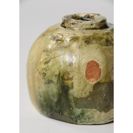 「No.17 黄瀬戸織部茶碗 / Tea bowl, Kiseto-oribe」の写真 その7