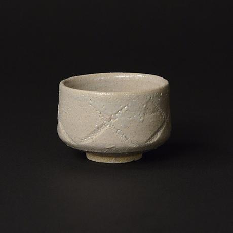 「No.39 彫唐津ぐい呑 / Guinomi, Hori-karatsu」の写真 その1