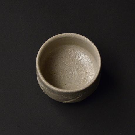 「No.39 彫唐津ぐい呑 / Guinomi, Hori-karatsu」の写真 その3