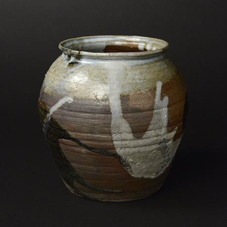 「No.48 朝鮮唐津水指 / Water Jar, Chosen-karatsu」の写真 その3
