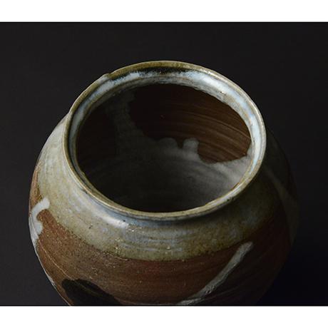 「No.48 朝鮮唐津水指 / Water Jar, Chosen-karatsu」の写真 その6