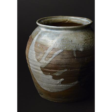 「No.48 朝鮮唐津水指 / Water Jar, Chosen-karatsu」の写真 その7
