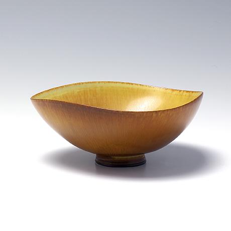 「No.23 ベルント・フリーベリ 平鉢 / Berndt Friberg  Bowl」の写真 その1