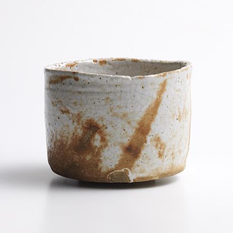 「No.1 魯山人 志埜茶碗 / Rosanjin Tea bowl, Shino」の写真 その1