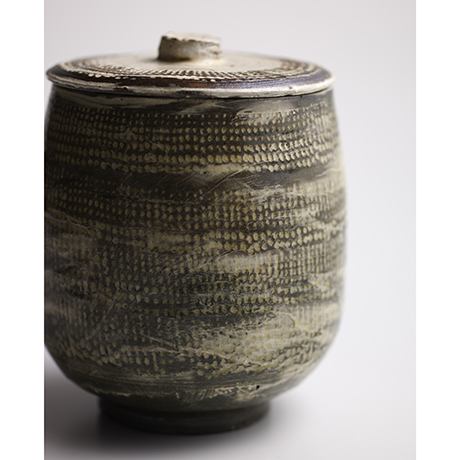 「No.13 魯山人 ミしま水指 / Rosanjin Water jar, Mishima style」の写真 その6
