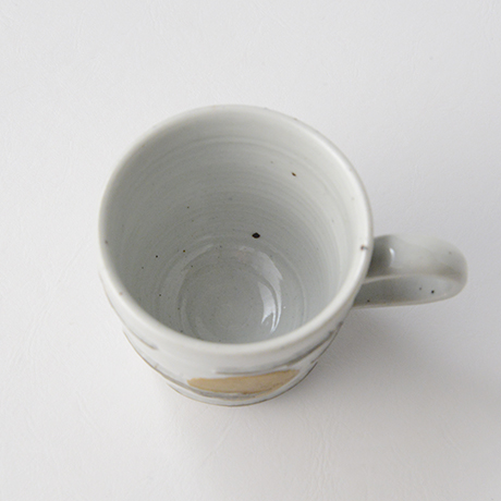 "「No.10 天渡る月の満欠 コーヒー碗 Coffee cup, ""The Waxing and Waning of the Moon""」の写真 その3"