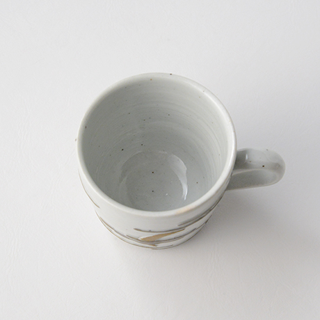 """「No.11  天渡る月の満欠 コーヒー碗 Coffee cup, """"The Waxing and Waning of the Moon""""」の写真 その3"""
