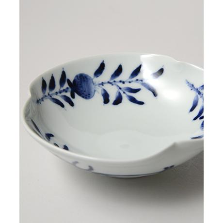 「No.18 玉実文三方押向付 /   Dish, Sometsuke」の写真 その4
