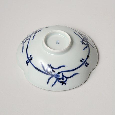「No.18 玉実文三方押向付 /   Dish, Sometsuke」の写真 その3
