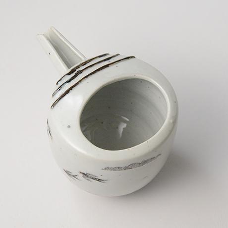 "「No.24 色絵銀彩片口 「つばめ」  Lipped bowl, Iroe with Silver, ""Swallow""」の写真 その5"