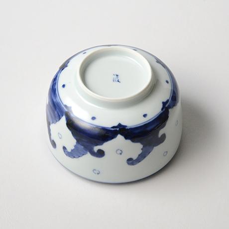 「No.28 金魚波文向付 /   Dish with goldfish and wave design, Sometsuke」の写真 その4