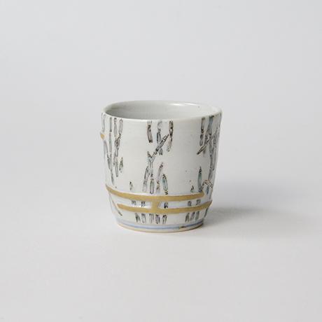「No.34 色絵酒呑  Sake Cup, Iro-e」の写真 その3