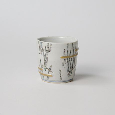 「No.34 色絵酒呑  Sake Cup, Iro-e」の写真 その4