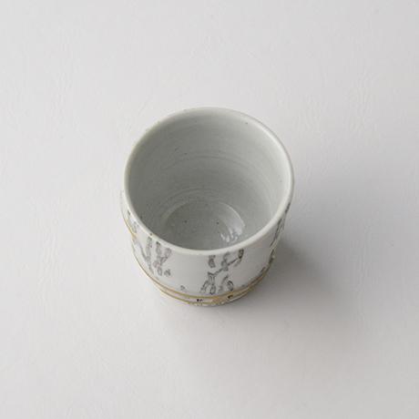 「No.34 色絵酒呑  Sake Cup, Iro-e」の写真 その5