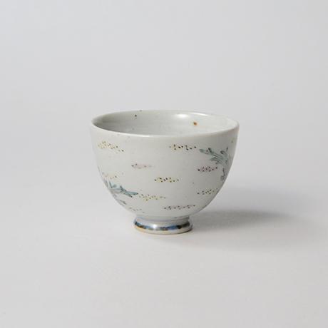 """「No.35 色絵酒呑「貝づくし」  Sake cup, Iro-e, """"Shells""""」の写真 その4"""