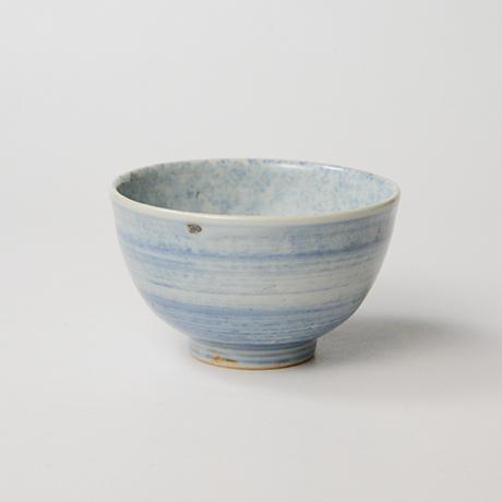 「No.9 染付汲出碗 六 A set of six tea cups, Sometsuke」の写真 その2