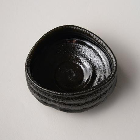 「No.11 織部黒茶盌 / Chawan, Oribe-kuro」の写真 その5