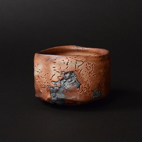 「No.13 紫志野旅茶盌 / Tabi-chawan, Murasaki-shino」の写真 その1