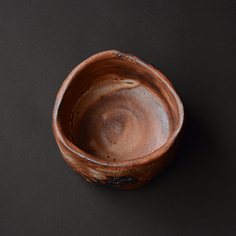 「No.13 紫志野旅茶盌 / Tabi-chawan, Murasaki-shino」の写真 その5