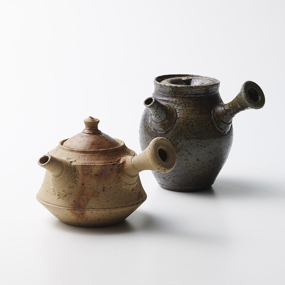 【人間国宝 三代山田常山展】Exhibition of  YAMADA Jozan Ⅲ