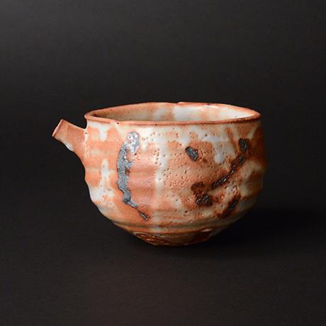 「No.21 赤志野片口 / Lipped bowl, Aka-shino」の写真 その1