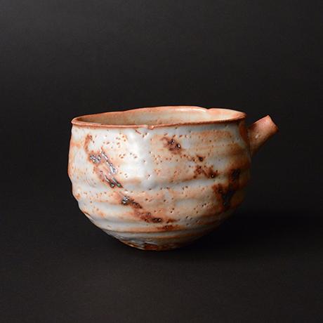 「No.21 赤志野片口 / Lipped bowl, Aka-shino」の写真 その2