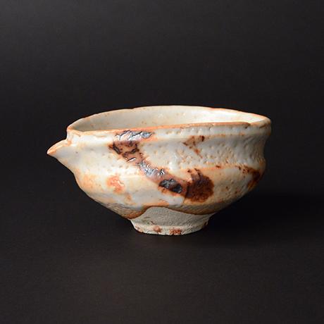 「No.23 志野片口 / Lipped bowl, Aka-shino」の写真 その1