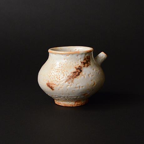 「No.24 志野注壺 / Lipped bowl, Shino」の写真 その2